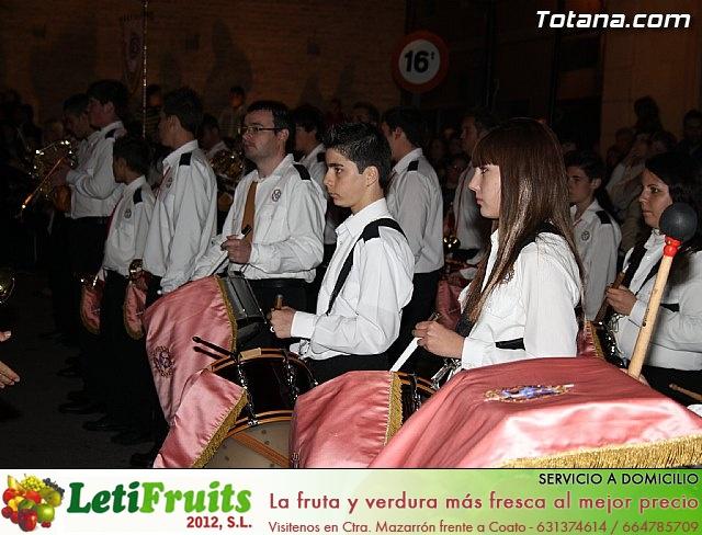 Traslado de pasos. Noche del Lunes Santo 2011 - 29