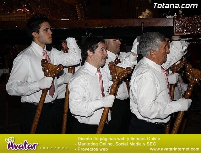 Traslado de pasos. Noche del Lunes Santo 2011 - 30
