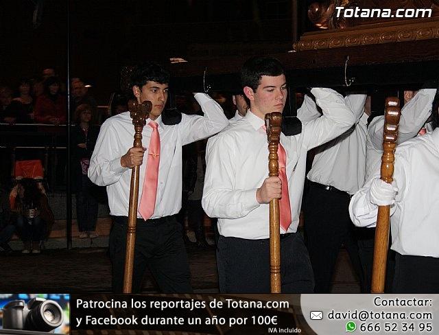 Traslado de pasos. Noche del Lunes Santo 2011 - 32