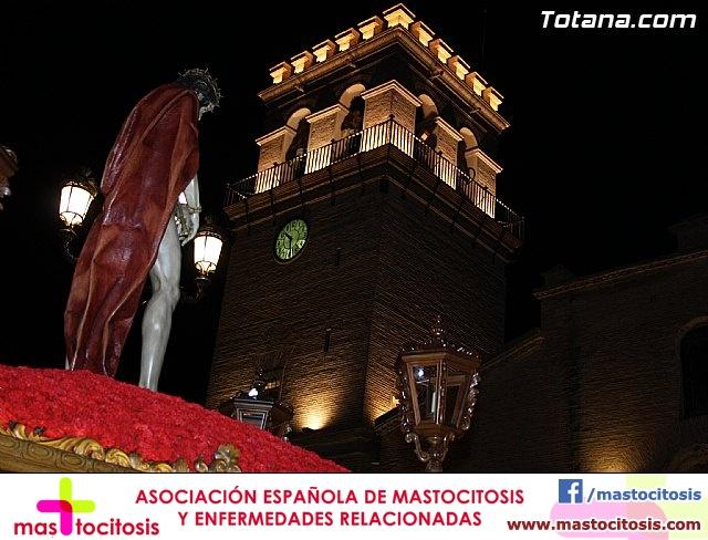 Traslado de pasos. Noche del Lunes Santo 2011 - 36