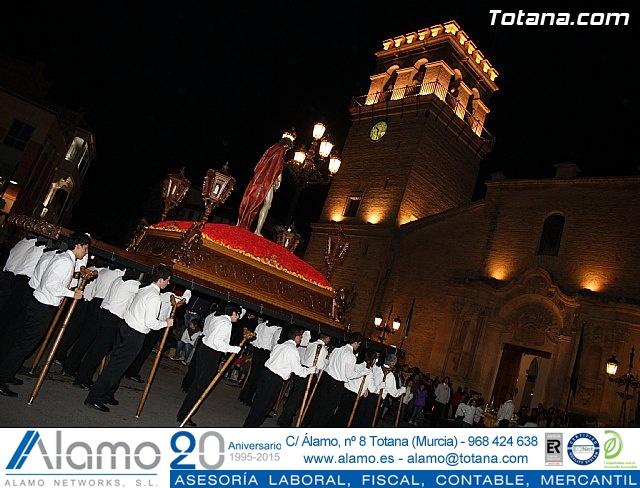 Traslado de pasos. Noche del Lunes Santo 2011 - 37