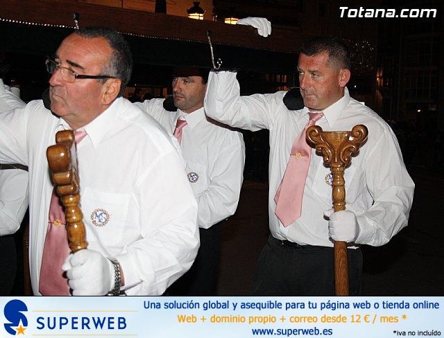 Traslado de pasos. Noche del Lunes Santo 2011 - 41