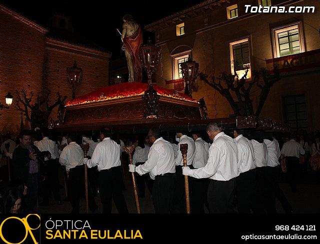 Traslado de pasos. Noche del Lunes Santo 2011 - 44