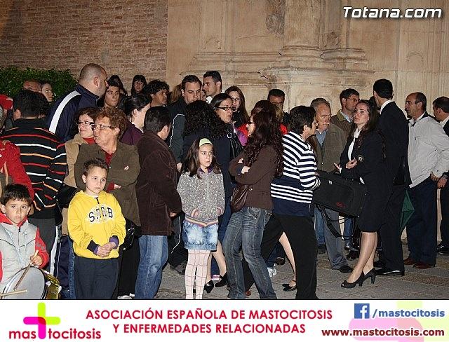 Traslado de pasos. Noche del Lunes Santo 2011 - 46