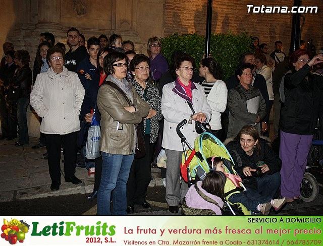 Traslado de pasos. Noche del Lunes Santo 2011 - 47