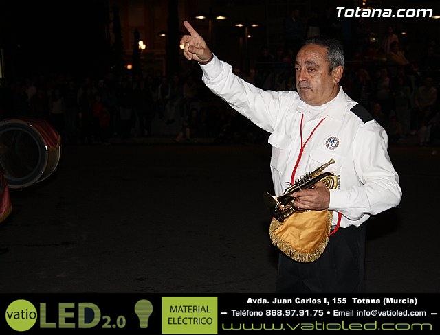 Traslado de pasos. Noche del Lunes Santo 2011 - 56