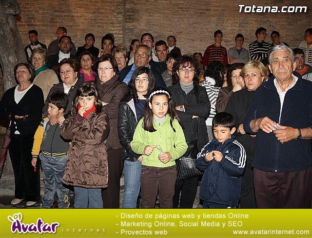 Traslado de pasos. Noche del Lunes Santo 2011 - 57