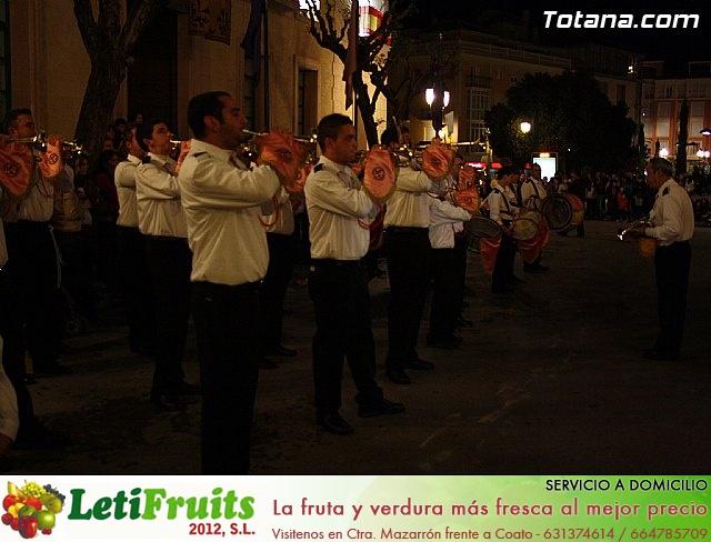 Traslado de pasos. Noche del Lunes Santo 2011 - 59