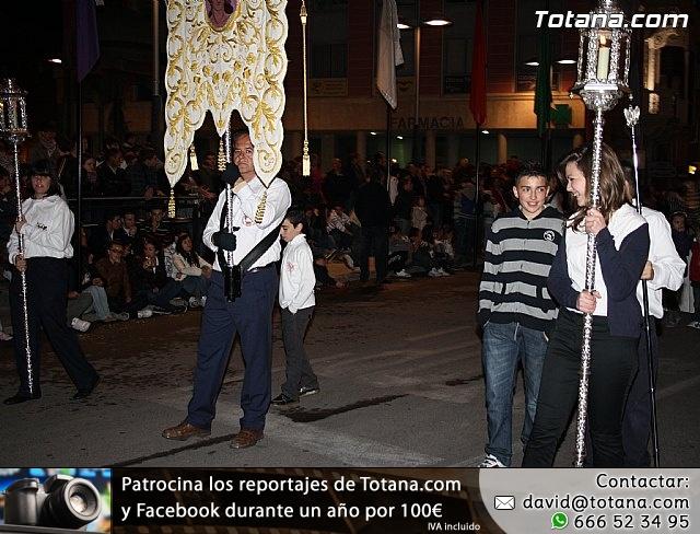 Traslado de pasos. Noche del Lunes Santo 2011 - 66