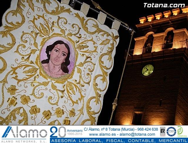 Traslado de pasos. Noche del Lunes Santo 2011 - 68