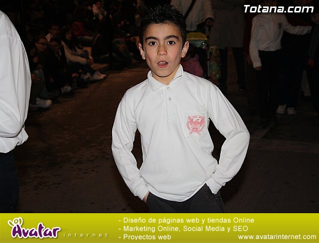 Traslado de pasos. Noche del Lunes Santo 2011 - 70
