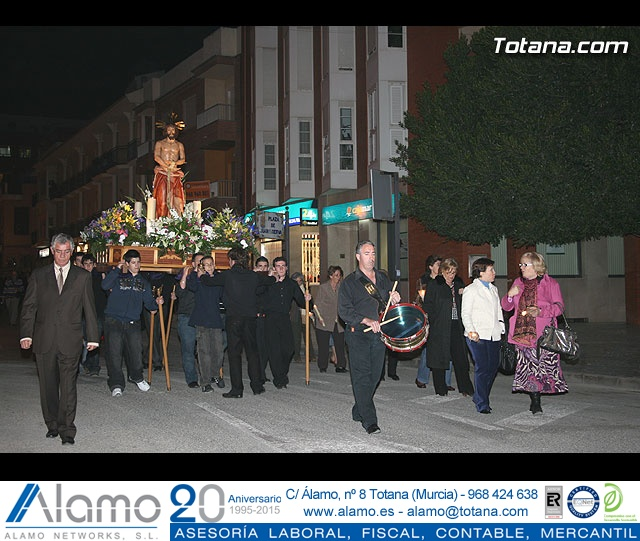 PROCESIÓN DEL LUNES SANTO 2008 - 1