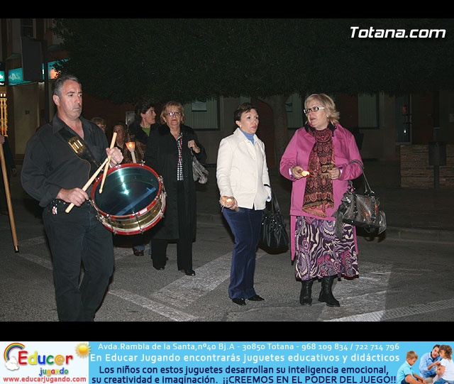 PROCESIÓN DEL LUNES SANTO 2008 - 2