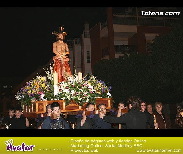 PROCESIÓN DEL LUNES SANTO 2008 - 3