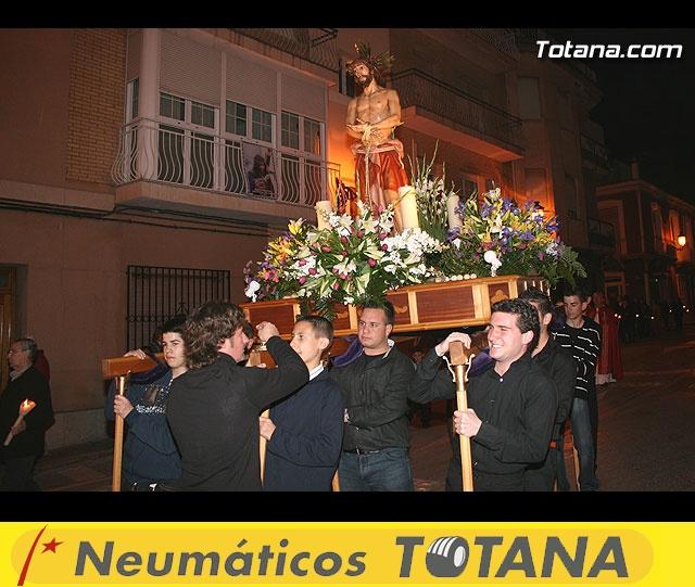 PROCESIÓN DEL LUNES SANTO 2008 - 8