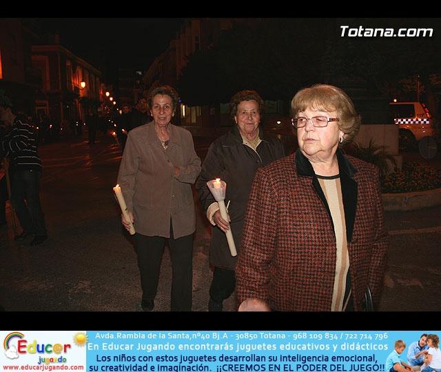 PROCESIÓN DEL LUNES SANTO 2008 - 9