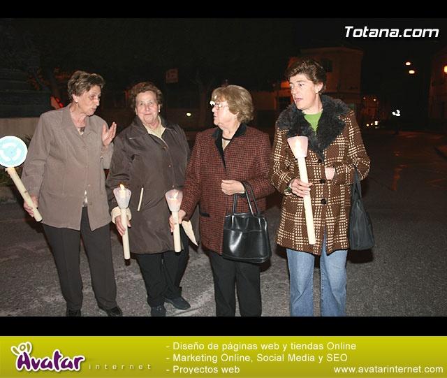 PROCESIÓN DEL LUNES SANTO 2008 - 11