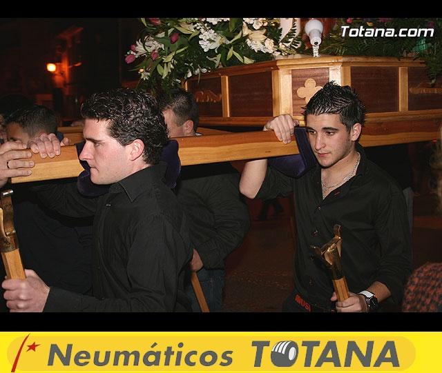 PROCESIÓN DEL LUNES SANTO 2008 - 16