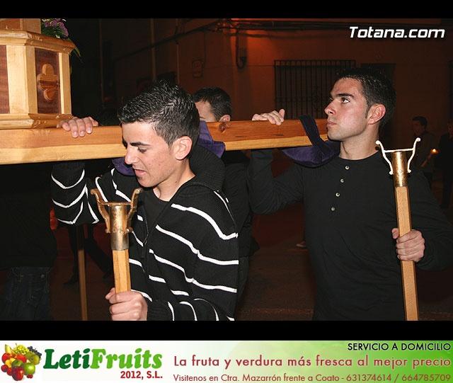 PROCESIÓN DEL LUNES SANTO 2008 - 17