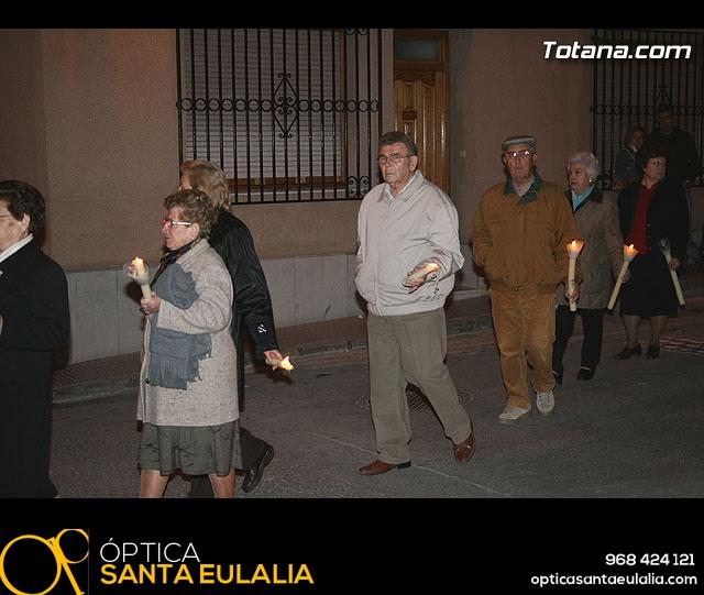 PROCESIÓN DEL LUNES SANTO 2008 - 20