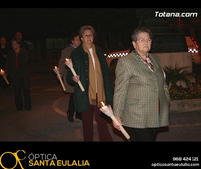 PROCESIÓN DEL LUNES SANTO 2008 - 23