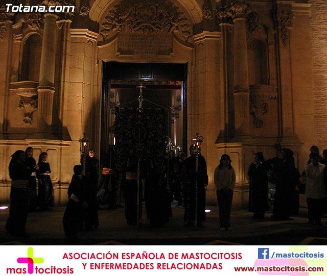 PROCESIÓN MARTES SANTO - SALIDA - 1