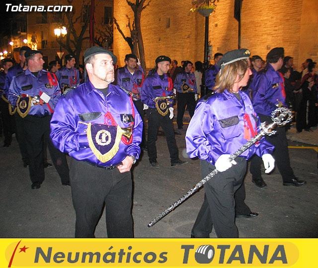 PROCESIÓN MARTES SANTO - SALIDA - 5