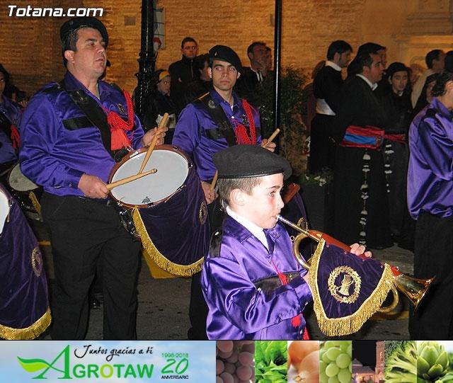 PROCESIÓN MARTES SANTO - SALIDA - 13