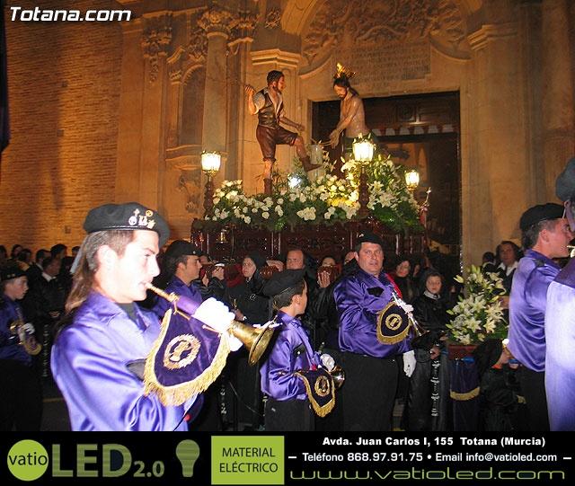 PROCESIÓN MARTES SANTO - SALIDA - 16