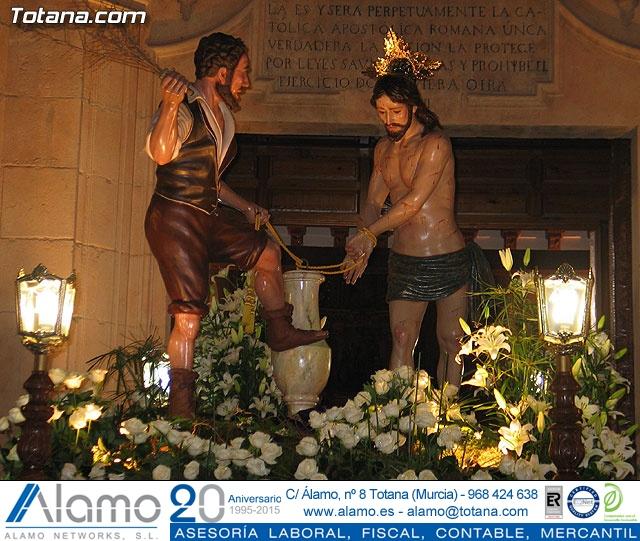 PROCESIÓN MARTES SANTO - SALIDA - 21