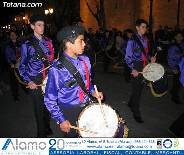 PROCESIÓN MARTES SANTO - SALIDA - 23
