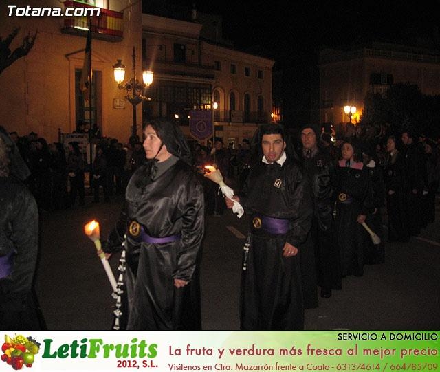 PROCESIÓN MARTES SANTO - RECOGIDA - 6