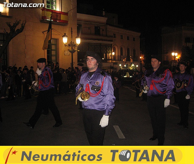 PROCESIÓN MARTES SANTO - RECOGIDA - 11