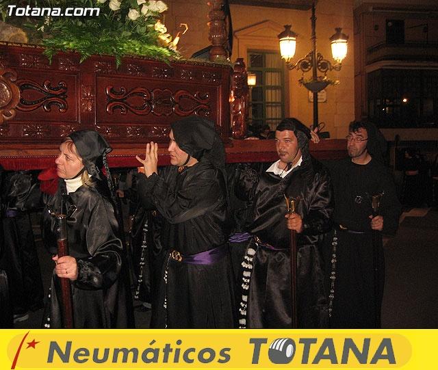 PROCESIÓN MARTES SANTO - RECOGIDA - 19