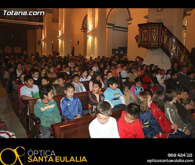 Miércoles de Ceniza. 2008 - 2