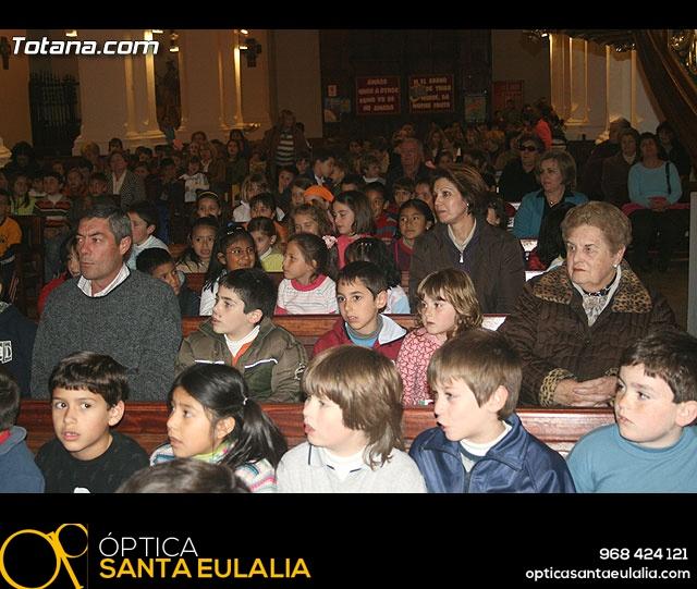 Miércoles de Ceniza. 2008 - 9