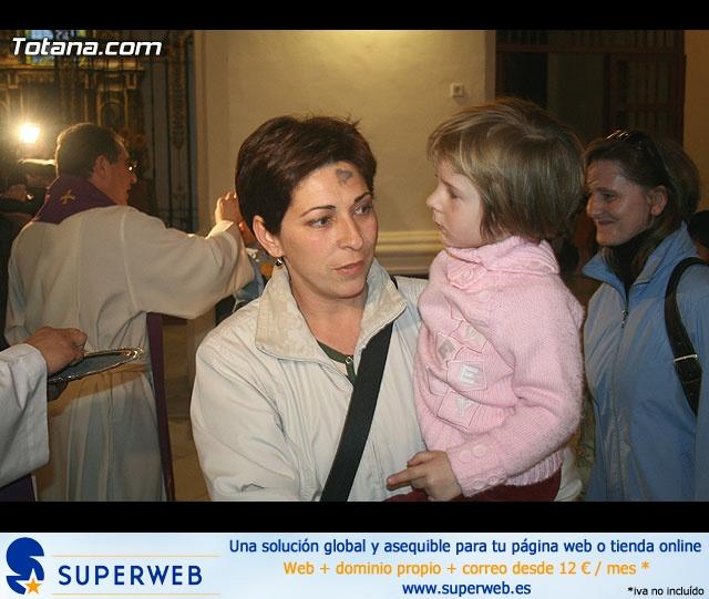 Miércoles de Ceniza. 2008 - 172