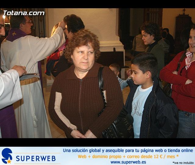 Miércoles de Ceniza. 2008 - 178