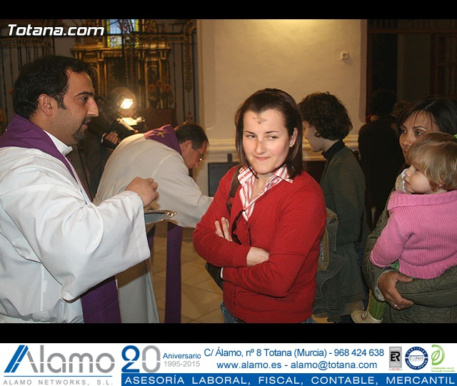 Miércoles de Ceniza. 2008 - 179