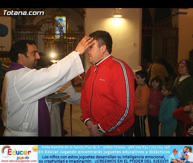 Miércoles de Ceniza. 2008 - 182
