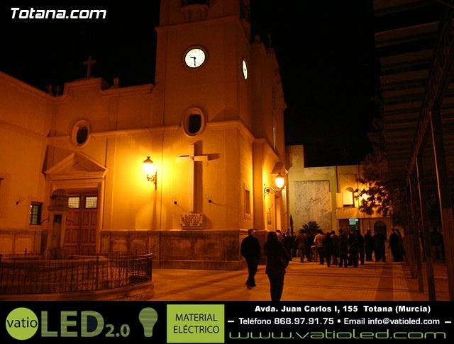 PRESENTACIÓN DE LA REVISTA Y EL CARTEL DE LA SEMANA SANTA 2009 - 1