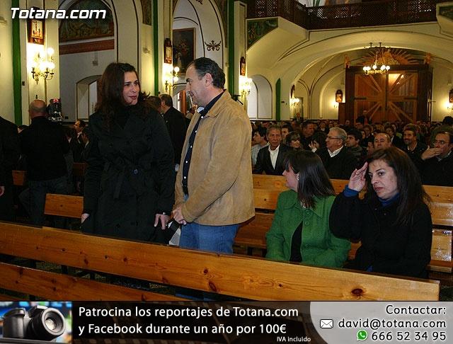 PRESENTACIÓN DE LA REVISTA Y EL CARTEL DE LA SEMANA SANTA 2009 - 3