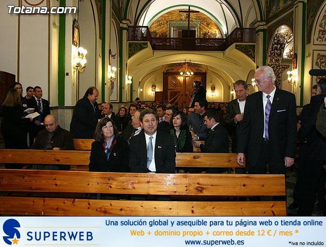 PRESENTACIÓN DE LA REVISTA Y EL CARTEL DE LA SEMANA SANTA 2009 - 5