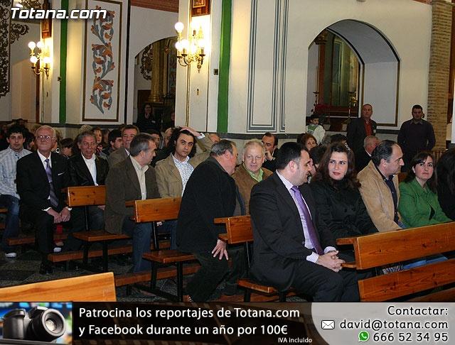 PRESENTACIÓN DE LA REVISTA Y EL CARTEL DE LA SEMANA SANTA 2009 - 7