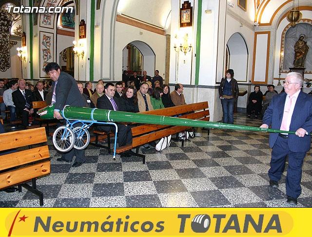 PRESENTACIÓN DE LA REVISTA Y EL CARTEL DE LA SEMANA SANTA 2009 - 9