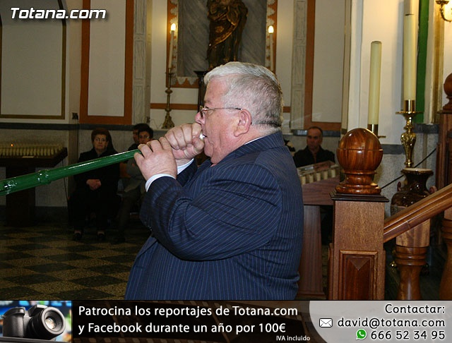 PRESENTACIÓN DE LA REVISTA Y EL CARTEL DE LA SEMANA SANTA 2009 - 10