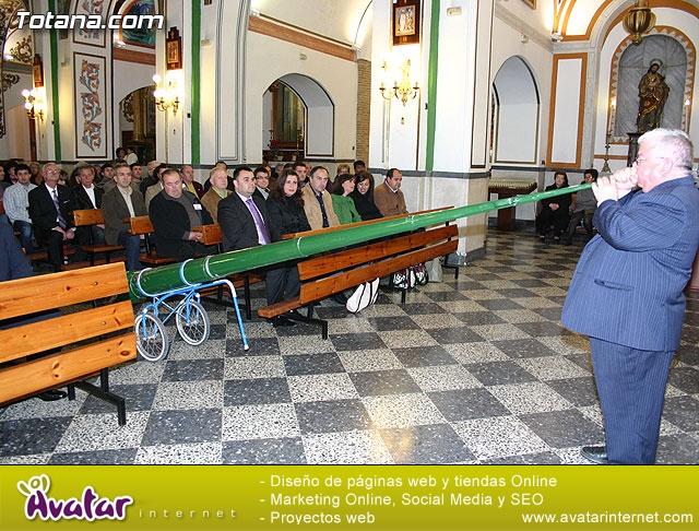 PRESENTACIÓN DE LA REVISTA Y EL CARTEL DE LA SEMANA SANTA 2009 - 11