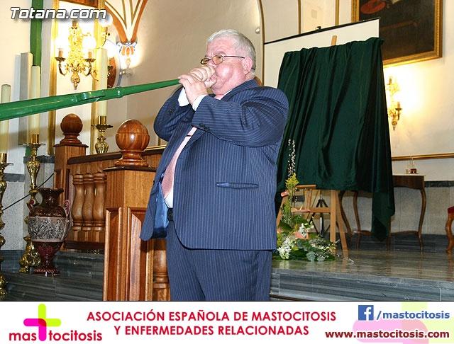 PRESENTACIÓN DE LA REVISTA Y EL CARTEL DE LA SEMANA SANTA 2009 - 12