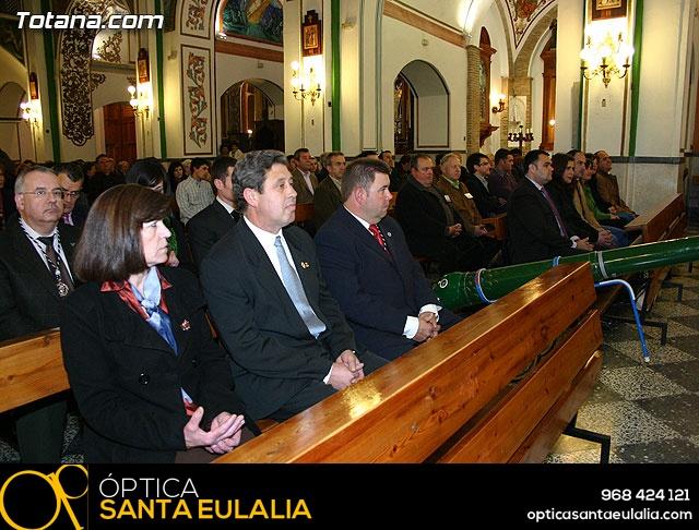 PRESENTACIÓN DE LA REVISTA Y EL CARTEL DE LA SEMANA SANTA 2009 - 13