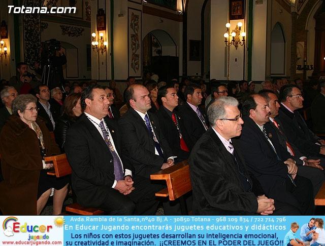 PRESENTACIÓN DE LA REVISTA Y EL CARTEL DE LA SEMANA SANTA 2009 - 19